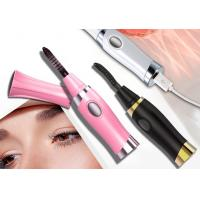 Cheap Fast Heating Heated Eyelash Curler Reviews For Lash Curling Naturally USB Chargeable for sale