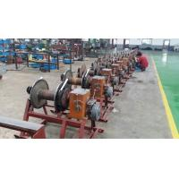 Cheap Electric Drill Rig Parts Diesel Driven Core Drilling Wireline Winch for sale