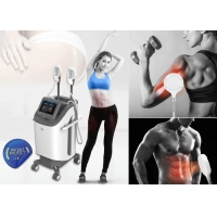 China Women and Man Body Building Electromagnetic Muscle Stimulation Device EMS slimming machine on sale on sale