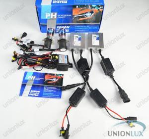 Cheap Single Beam H4-3 8000K HID Xenon Light , 12V 35W / 55W Canbus HID Xenon Kit for sale