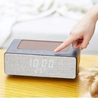 Cheap Alarm Siren Creative Rechargeable Bluetooth Speaker Sensitive Touch Panel Switch for sale