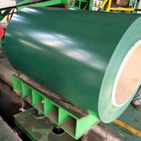 Cheap Colour And Galvanized Prepainted Steel Strip Coil Ppgl 40G / M2 To 275G / M2 for sale