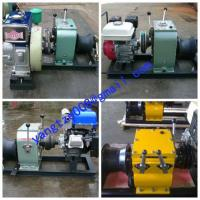 China Cable Winch,ENGINE WINCH,Cable Drum Winch on sale