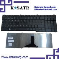 Cheap TOSHIBA SATELLITE C655 LAPTOP KEYBOARD REPLACEMENT for sale