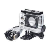 Cheap Sjcam Sj7 Star Case Housing with Touch Backdoor and USB Cable for sale
