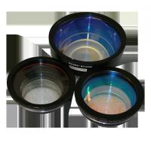 Cheap F Theta Lens Fiber Laser Machine Parts High Precision CE Certification for sale