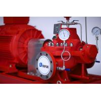 Buy cheap 1000 gpm fire pump 142 psi Split Case Horizontal Centrifugal Pump Tornatech from wholesalers