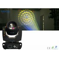 Cheap IP20 100v 230w Beam Moving Head Light for Events With Sound Control for sale