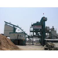 Cheap Side Type 60T Finished Product Bin All Asphalt Mixing Plant With 16 Ton Asphalt Storage Tank wholesale