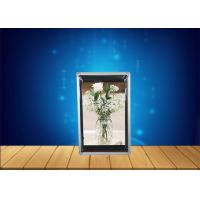 Easy Full Color Outdoor LED Displays , Super Thin outdoor video screen WIFI Control