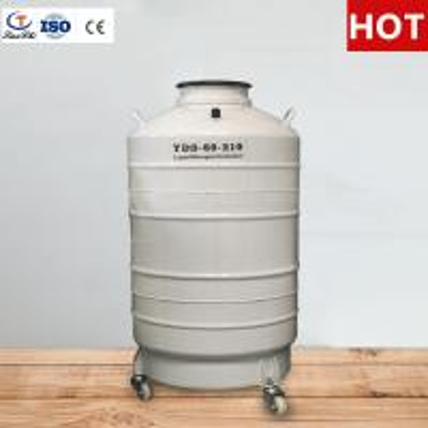 Quality TIANCHI Liquid Nitrogen Tank 100L Semen Container Price wholesale
