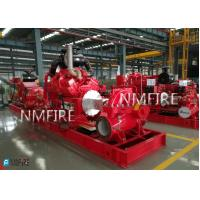 Quality High Performance Split Case Fire Pump With Eaton Controller 50HZ-380V -000 wholesale