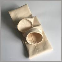 China Waste Incinerator PPS Dust Collector Replacement Filter Bags / Cement Bag House on sale