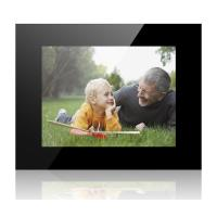 Cheap Black HD 12 Inch Acrylic POP LCD Display Lcd Photo Frame With Video Auto Play for sale