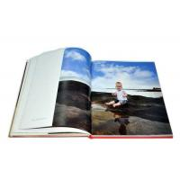 China Colorful Glossy Paper Baby Photo Album Book Printing Catalogue Printing Services A4 B5 on sale