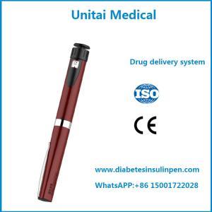China Diabetes 3 Ml Cartridge 60U Reusable Insulin Pen on sale