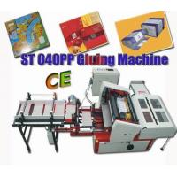 Cheap Automatic Lining Paper Gluing Machine for sale