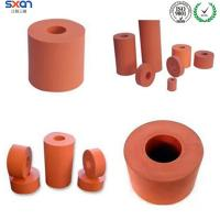 Quality hot sale Silica gel wheel heat-Resistant non-marking silicone rubber wheels for sale