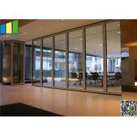 Cheap 60 mm Tempered Glass Partition Wall Height  2000 / 4500 mm for sale