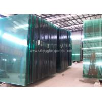 Cheap Green 10mm 12mm Clear Float Glass Figured For Automotive Windshield Facades for sale