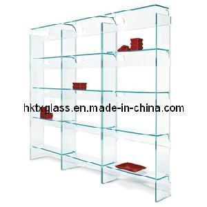 Cheap Super White Glass Shelf / Optwhite Glass/ Glass Panel (TX-0724) for sale