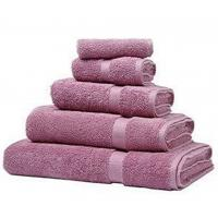 Buy cheap 100% cotton white towels for laundry from wholesalers