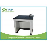 China Modern Laboratory Furniture Anti Vibration Bench With Marble Countertop on sale