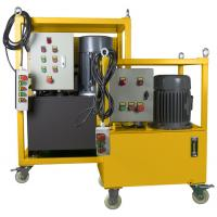 Cheap Hydraulic Driven Pipe Cutting And Beveling Machine Auto Feed Steel Body On Site for sale