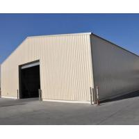 Pre Engineered Steel Structure Warehouse , Workshop Single Storey Steel Buildings