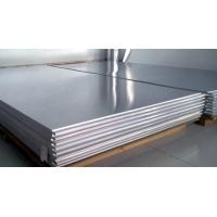 Buy cheap Aluminium Alloy plain Plate / Panel for Wing skin of Aircraft from wholesalers