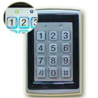 Cheap Single Door Access Controller with Noctilucence Function for sale
