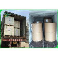 China 170 - 300gsm Food Grade Cupstock Base Paper Roll For Disposable Paper Cup on sale