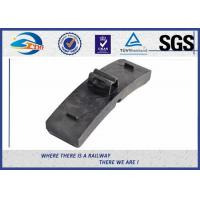 Quality Customized Plain Railway Brake Blocks Composite Brake Pads , Standard GB / T wholesale