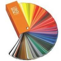 Cheap German Ral k5 color cards for fabric for sale