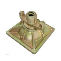 China Formwork Construction Scaffolding Accessories Square Plate Anchor Wing Nut on sale