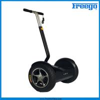 "Cheap Black Electric Self Balance Scooter with 17"" wheel 1000 motor remote controller for  Amusements wholesale"