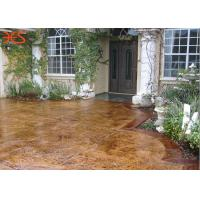 Cheap Liquid Coating Acrylic Concrete Sealer , Water Based High Gloss Concrete Sealer for sale