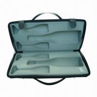 Cheap EVA Case for Champagne Bottle, OEM Services Provided for sale