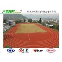 Cheap Durable and Eco-Friendly Ventilative Athletic Running Track Flooring for School Sport Floor for sale