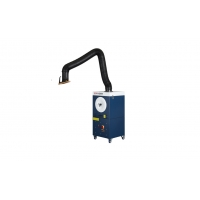 China Laser Engraving Machine 1.5kW Mobile Fume Extractor on sale