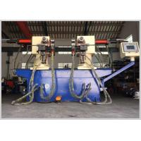 Microcomputer Control Double Head Pipe Bending Machine Two Dimensional Angle