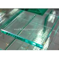 Cheap Sightseeing Elevator Laminated Safety Glass Low-iron with 12.76--25.52mm wholesale