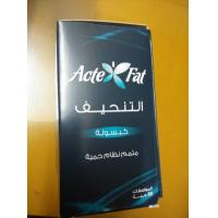 Cheap Acte Fat Original Slimming Loss Weight Capsule GMP Certified New Arrival Acte Fat Dietary Supplement Slimming Capsule for sale