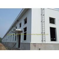 Cheap Industrial Construction Workshop Steel Structure Buildings Hot Dip Galvanised for sale
