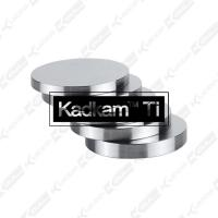 Buy cheap Kadkam Ti pure titanium discs and titanium alloy CAD/CAM milling blocks from wholesalers