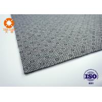 Cheap Non Flammable Grey Needle Punched Felt Nonwoven Fabric Carpet Backing OEM for sale