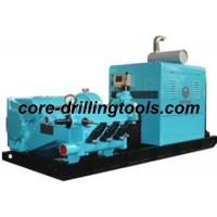 132 KW Drilling Mud Pump Horizontal , Hydraulic Mud Pump Triplex