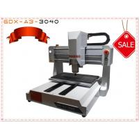 Cheap Mini CNC Router Wood Carving Machine , Tabletop CNC Router Machine for sale