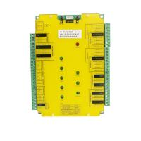 Cheap Web Wiegand Access Control  Four Doors Wiegand 26~34 Bit RS485 20000 User Capacity for sale