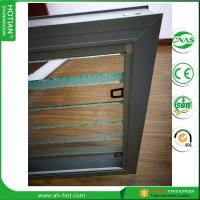 Cheap China Manufacturer Cheap Price Aluminum Frame Window Jalousie Windows In The Philippines With Tempered Glass And Screen wholesale